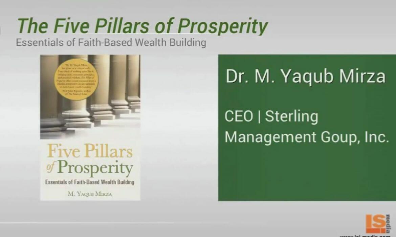 The Five Pillars of Prosperity