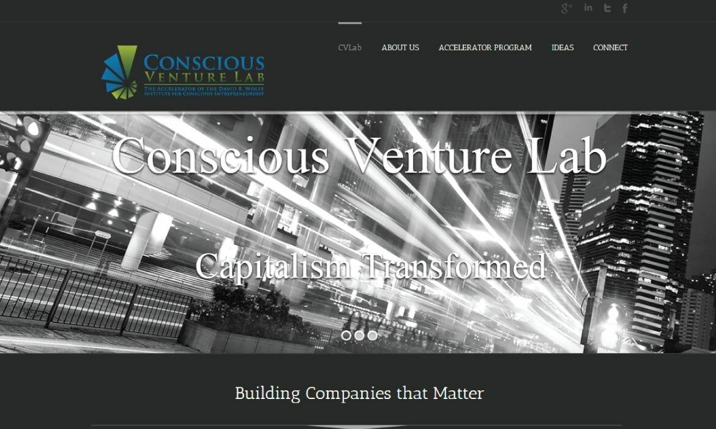 Conscious Venture Lab Website