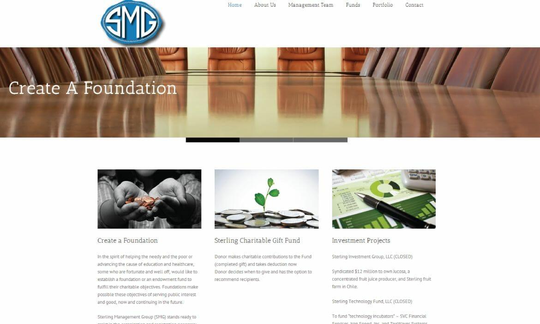 SMG Website Redesign