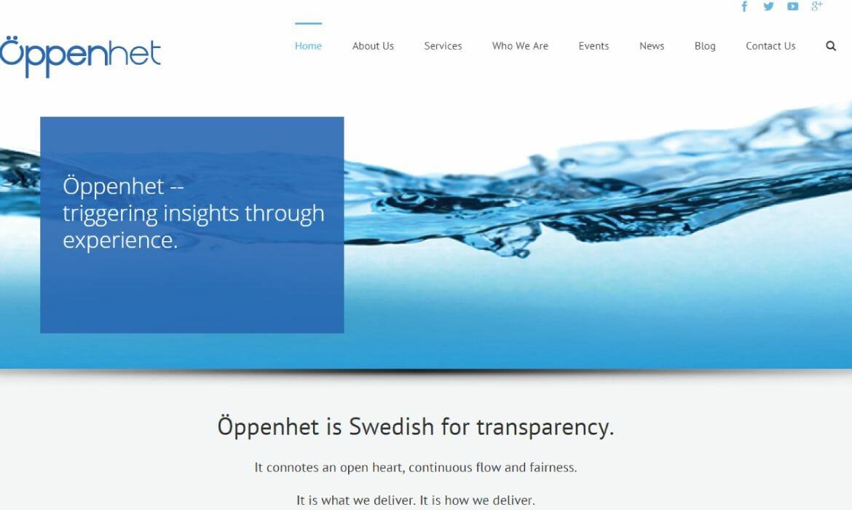 Öppenhet