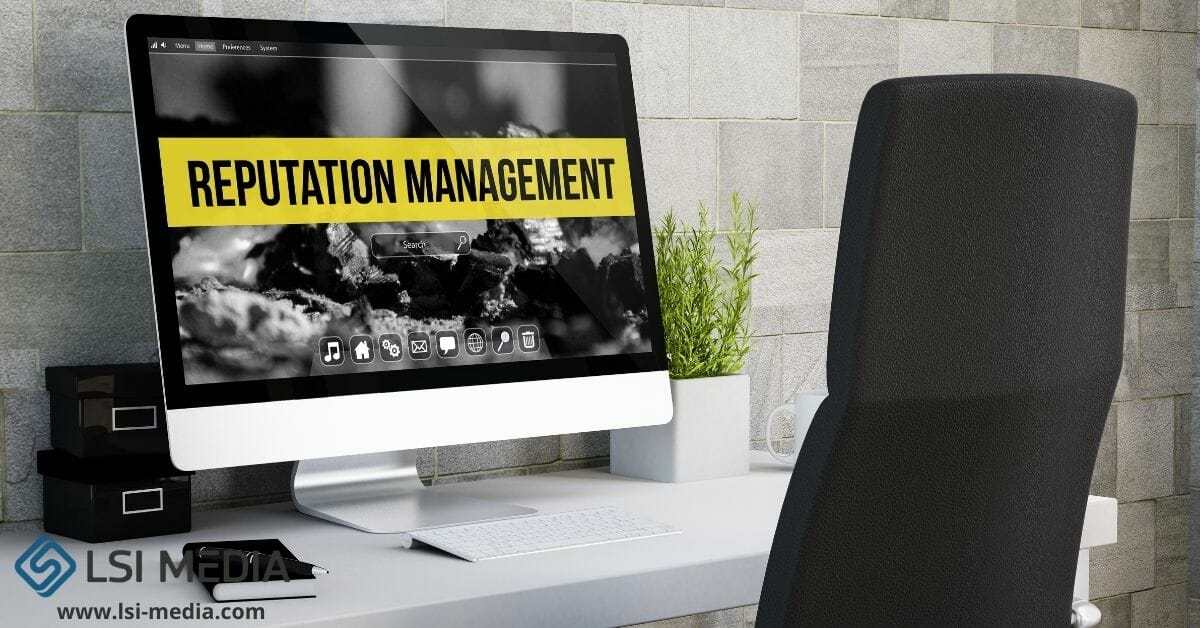 Online Reputation Management for Small Businesses with an Online Presence