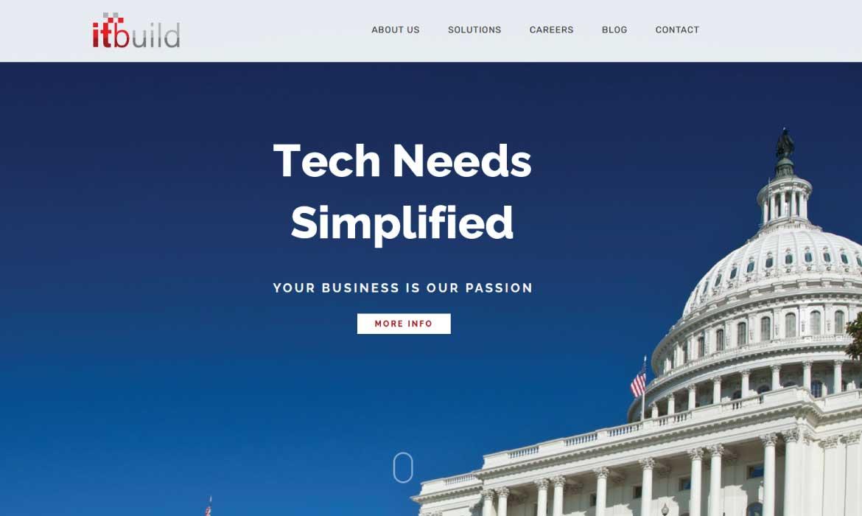 ITBuild LLC Website