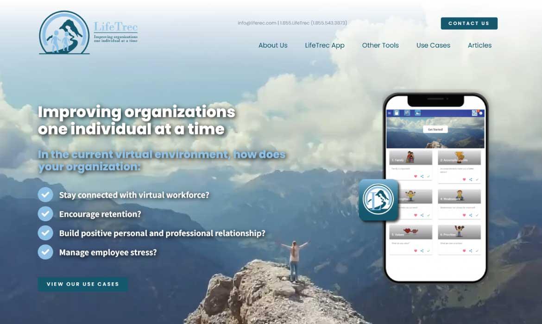 LifeTrec Website
